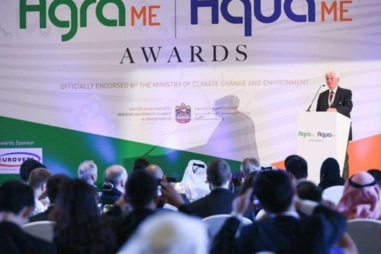 6-8 Mart 2018, Dubai AgraMe Agra Middle East